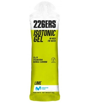 226ers gel isotonic cicoldextrina