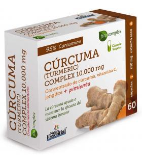 Nature Essential Cúrcuma Turmeric Complex 10000 mg