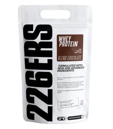 226ers Protein Whey sabor chocolate