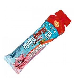 Hydro Energy Gel Caffeine sabor red fruits