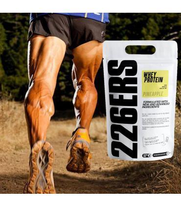 Trail Running proteína para aumentar masa muscular en running
