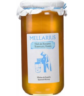 Bote miel Mellarius 970 gr sabor Romero