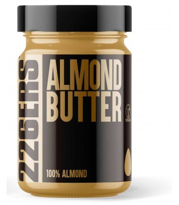Crema de almendras 226ERS Almond Butter natural 320 gr