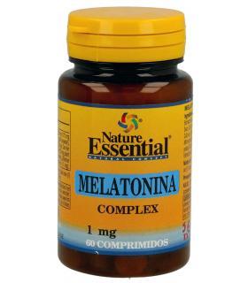 Nature Essential Melatonina Complex 60 comprimidos 1mg
