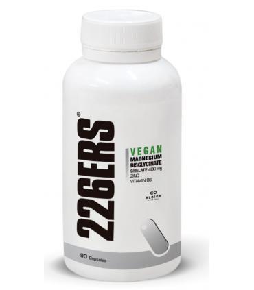 226ERS Magnesium Bisglycinate suplemento de magnesio en 90 cápsulas