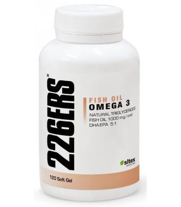 226ERS Omega 3 fish oil en 120 perlas