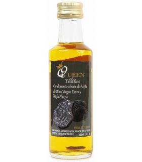 aceite de oliva con trufa negra bote 100ml