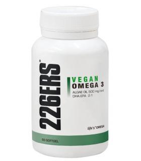 226ERS Omega 3 Vegano con aceite de algas 60 perlas
