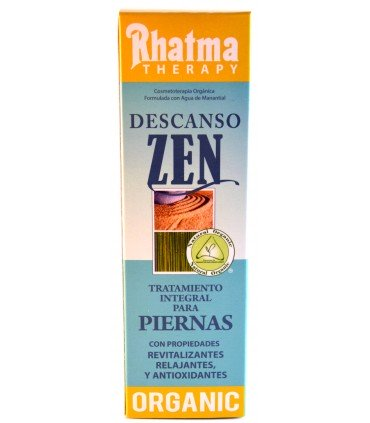 Rhatma Descanso Zen relajante y embellecedor de piernas 250 ml