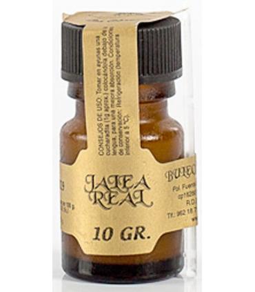 Buleo Miel jalea real fresca en frasco de 10 gramos