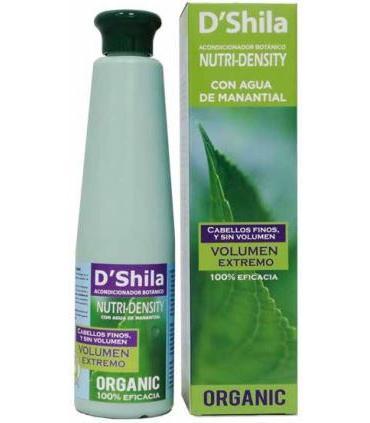 D'Shila nutri-density acondicionador botánico 300ml
