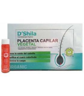 D'Shila placenta capilar vegetal preventivo y mantenimiento 25ml