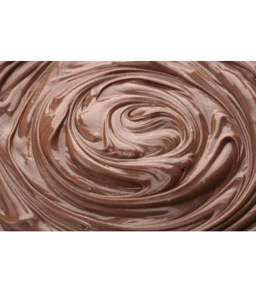 crema de chocolate con avellanas que no engorda