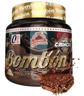 Max Protein Bombón Rocher crunchy crema de chocolate crujiente 450 gr
