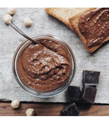 crema de chocolate crujiente crunchy Max Protein