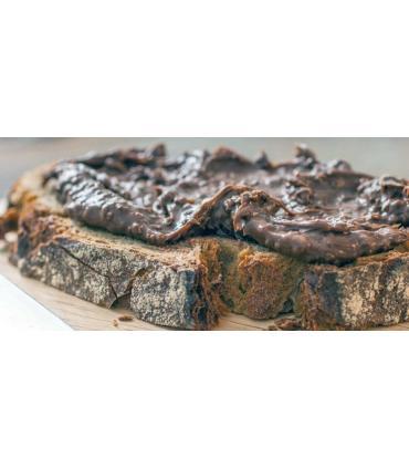 crema de untar fit con chocolate y avellanas Max Protein