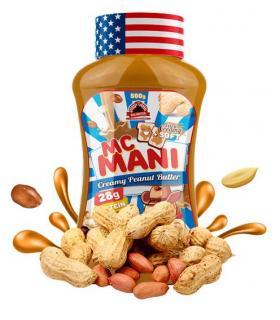 bote crema de cacahuete Max Protein sabor suave 500 gramos
