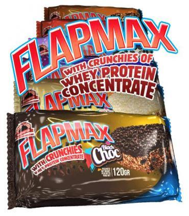 gran variedad de sabores Max Protein Flapmax