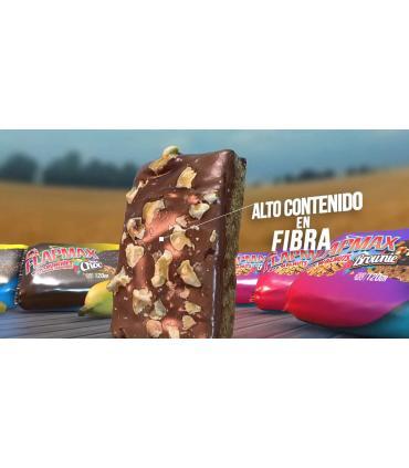beneficios flapjack alto contenido en fibra