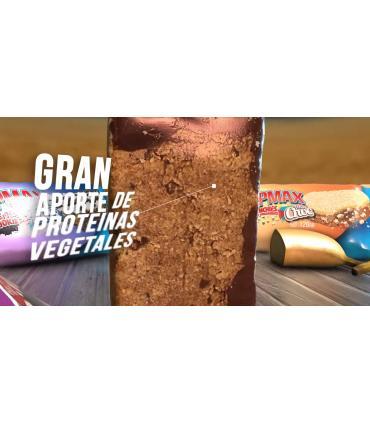 beneficios flapjack proteínas de origen vegetal