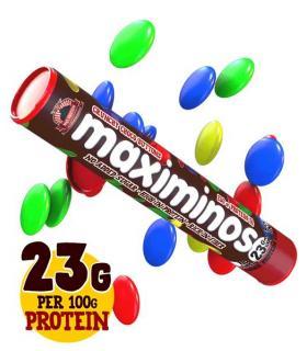 Max Protein Maximinos con chocolate suizo proteico