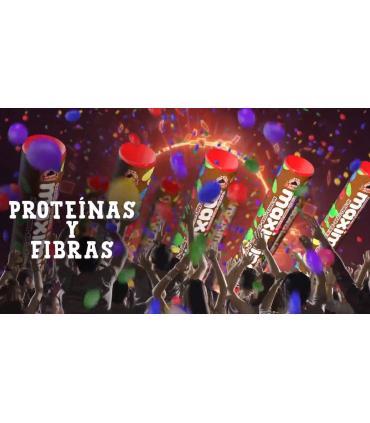Los Maximinos de Max Protein contienen proteínas y fibra
