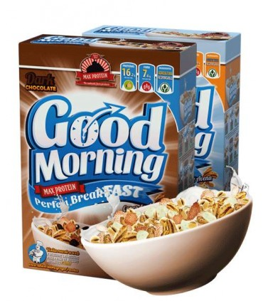 Cereales Good Morning Max Protein