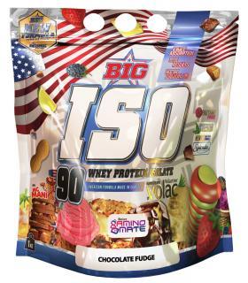 Bolsa Big Iso sabor chocolate 1kg