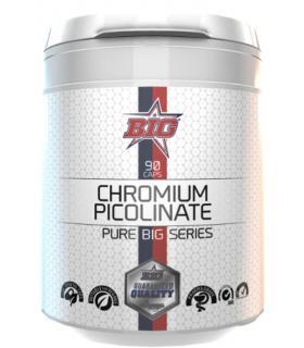 Big Chromium Picolinate Picolinato de cromo en 90 cápsulas