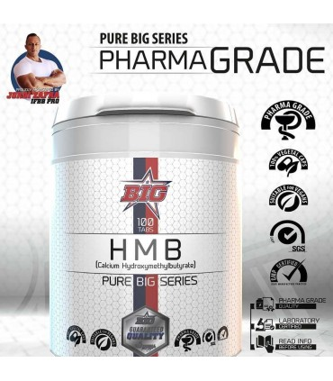 banner recuperador HMB de Big Supplements