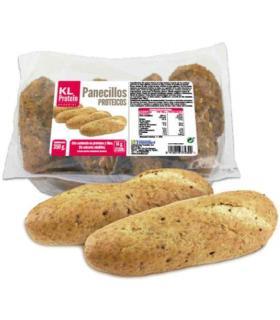 KL Protein 7 Panecillos proteicos Ynsadiet de 50 gramos