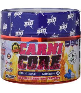 Big Carnicore con L-Carnitina para quemar grasa 100 cápsulas