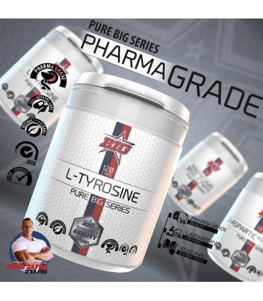 Pharma Grade L-Tyrosine Banner