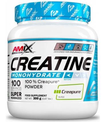 Amix Performance Creatina pura Monohidrato Creapure 300 gramos
