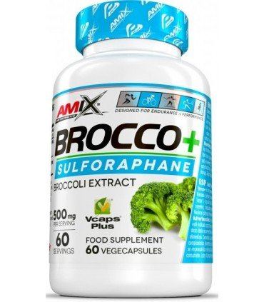 Amix Performance Brocco+ Sulforaphane Extracto de Brocoli 60 cápsulas