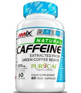 Amix Performance Caffeine estimulante energético en 60 cápsulas