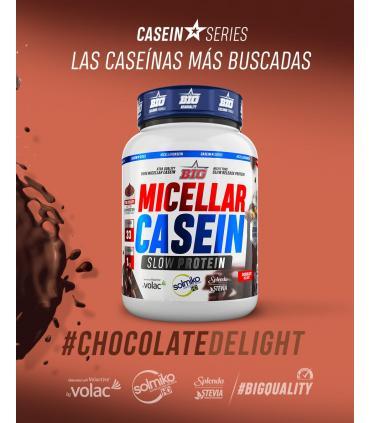 ilustración big supplements micellar casein chocolate