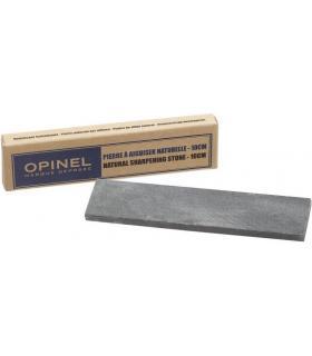 Piedra de afilar cuchillos y navajas Opinel natural pieza de 10cm