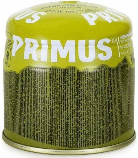 Primus gas de verano en cartucho perforable butano y propano 190 gramos