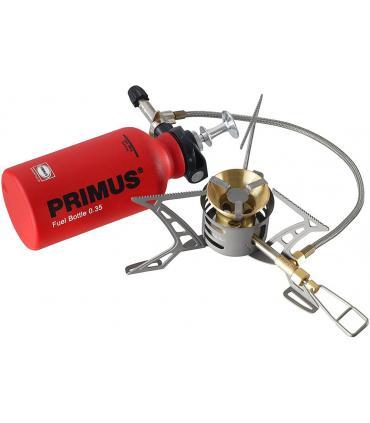 Primus Omnilite TI hornillo gasolina ligero con botella de combustible 0.35L