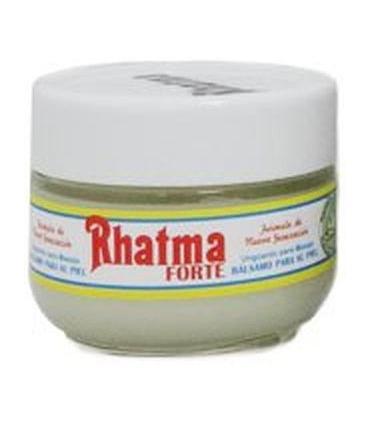 bote de ungüento Rhatma forte