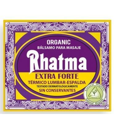Rhatma ungüento térmico extra forte para lumbar y espalda 50ml