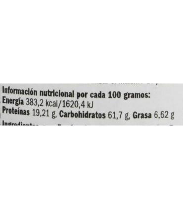 información nutricional Amix Anabolic Power