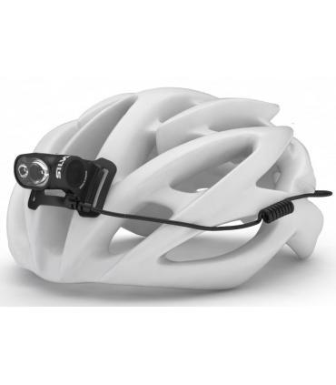 linterna para casco de bici