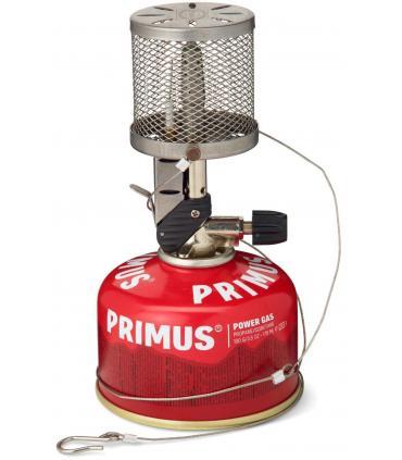 Primus Micron Lantern Steel Lámpara linterna de gas con rejilla