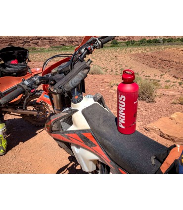 Botella gasolina homolada para moto universal Primus