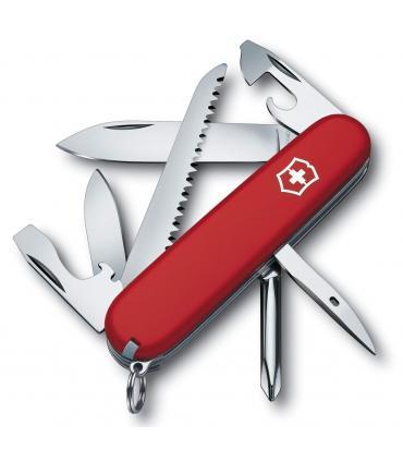 Victorinox Hiker navaja multiusos suiza roja