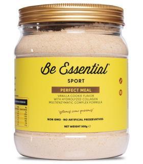 Be Essential Sport Perfect Meal sustitutivo de comida 500gr