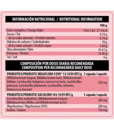 Be essential Pro·BE·OTIC 30 Caps-Favorece la flora bacteriana 30 cápsulas