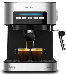 Cecotec Cafetera express Power Espresso 20 Matic